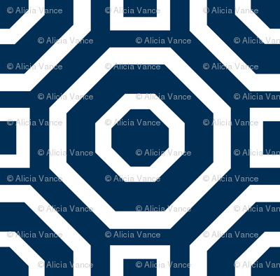 Geometry Classic Navy