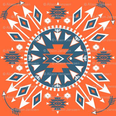 Navajo Arrows