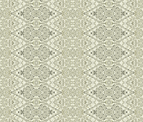 Winter white windows fabric by wren_leyland on Spoonflower - custom fabric