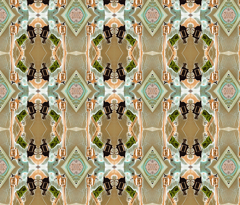 SHOOOT fall fabric by dibbdibb on Spoonflower - custom fabric