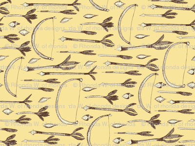 A Boy's Own Arrow Collection - Frontier Yellow Background (3)