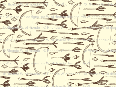 A Boy's Own Arrow Collection - Vintage Southwest Cream Background (5)