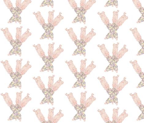 three corn fabric by cornmama on Spoonflower - custom fabric