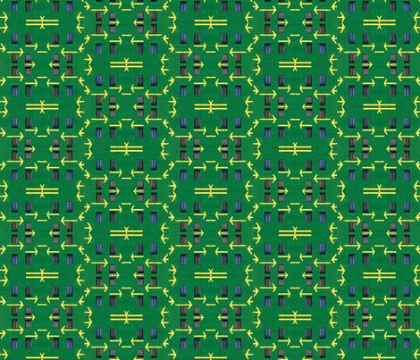 Arrows fabric by sulamiph on Spoonflower - custom fabric