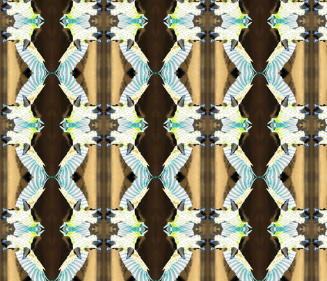 EAGLE ATTACK fabric by dibbdibb on Spoonflower - custom fabric