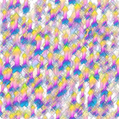 arrowlargestinkoutlinequarter1selcolor