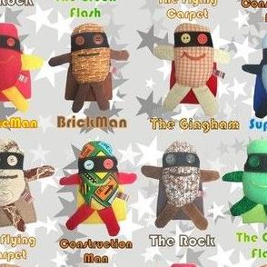 Mooglee Superheros