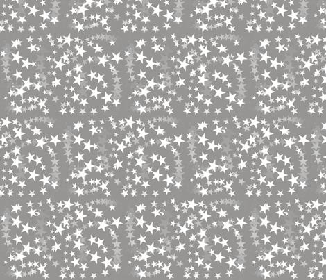 Mooglee Superheros Stars fabric by smuk on Spoonflower - custom fabric