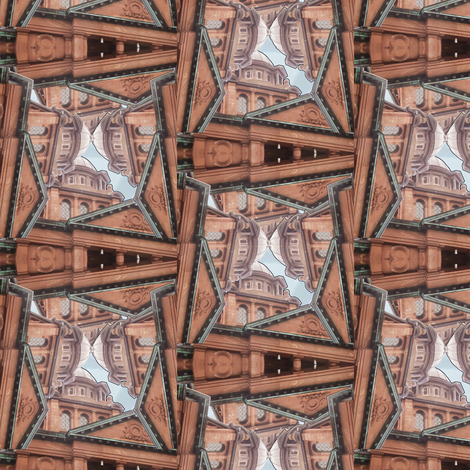 County Seat fabric by donna_kallner on Spoonflower - custom fabric