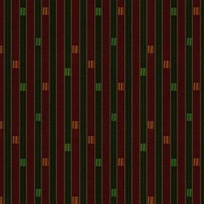 rainbow weave holiday