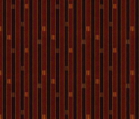 rainbow_weave autumn fabric by glimmericks on Spoonflower - custom fabric