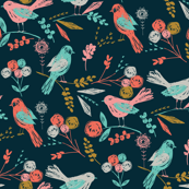 Bloom Birds