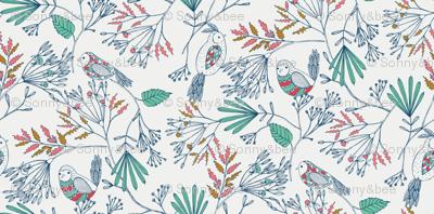 Pattern Birdies