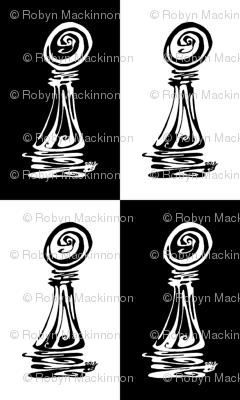 Inkblot Pawns