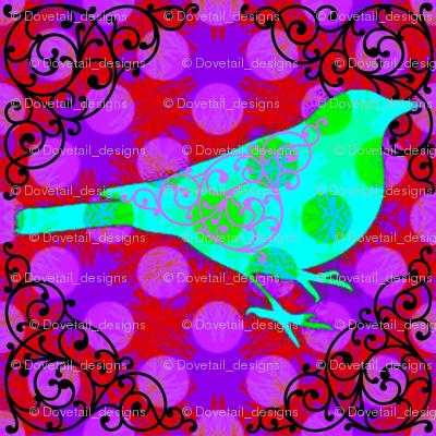 Bird Songs 21 - Hot Dots