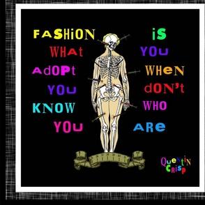 Fashionista Cushion