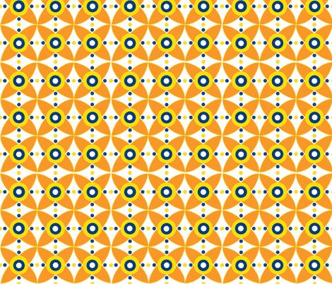 Cartwheel 2 fabric by deborahjackel on Spoonflower - custom fabric