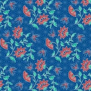 Aiyana Floral Batik