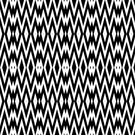 Diamond Danger fabric by pond_ripple on Spoonflower - custom fabric