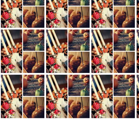 PicMonkey_Collage fabric by crisstara on Spoonflower - custom fabric
