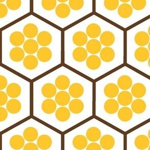 FlowerNhoneycomb
