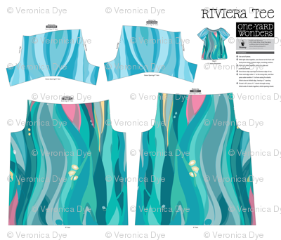 Seaweed Dream - Riviera Tee