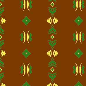 Geo Brown Green