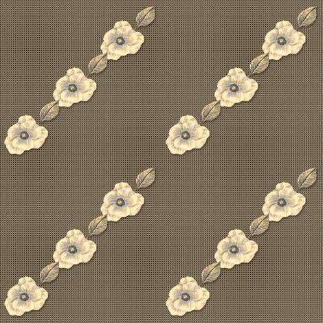 AntiqueRomance: Diagonal Coordinate fabric by tallulahdahling on Spoonflower - custom fabric