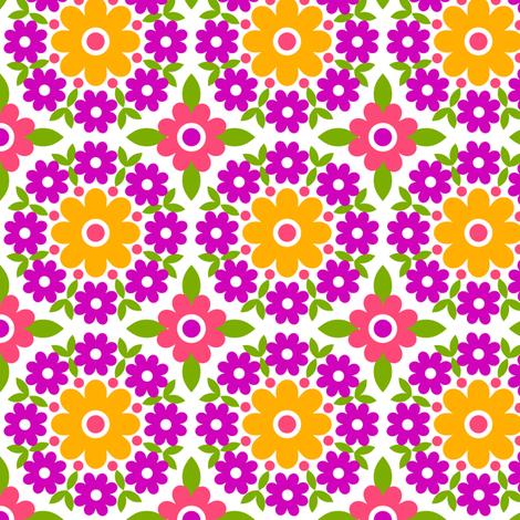 daisy_chain fabric by aliceapple on Spoonflower - custom fabric