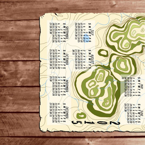 Small Old_Map_Calendar_2015