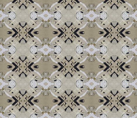 Rue de l'Assomption, 75016 Paris fabric by susaninparis on Spoonflower - custom fabric