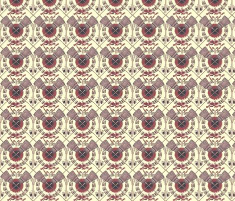 Broom closet fabric by ragan on Spoonflower - custom fabric