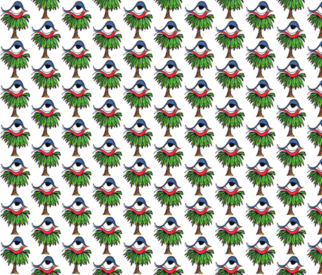Nesting Instinct fabric by whimsikate on Spoonflower - custom fabric