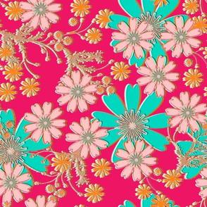 Colorburst Floral