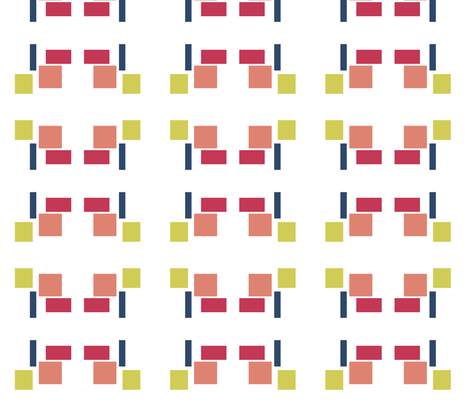 Note the Change fabric by susaninparis on Spoonflower - custom fabric