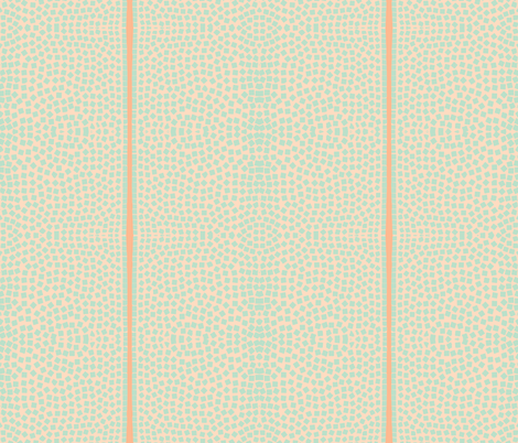 Gentle Hand fabric by susaninparis on Spoonflower - custom fabric