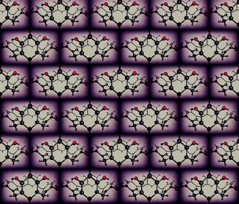 Resorcinarene fabric by jadepettersen on Spoonflower - custom fabric