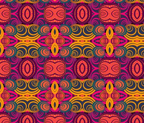 marzlene_beauty_2384 fabric by marzlene'z_eye_candy on Spoonflower - custom fabric