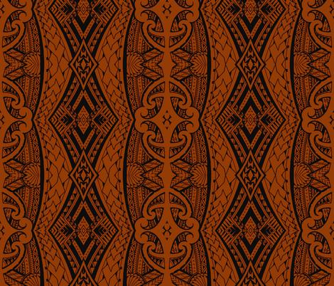 Samoan Background Wallpaper