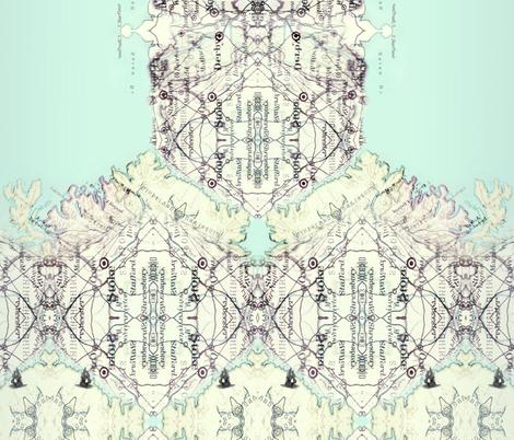 ATLAS fabric by milk_milk_lemonade on Spoonflower - custom fabric