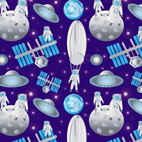 Spacemen featuring Fearless Felix