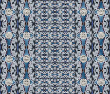 Vosmek Stripes fabric by donna_kallner on Spoonflower - custom fabric