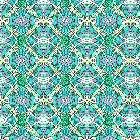 Testing, 1, 2, 3 fabric by edsel2084 on Spoonflower - custom fabric