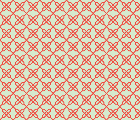 Jolly Knot fabric by gabrielle&grete on Spoonflower - custom fabric