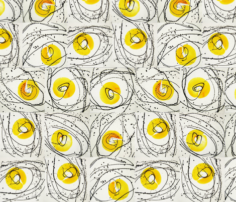 Whorl'd Views fabric by whimsikate on Spoonflower - custom fabric