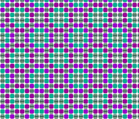 Tartan Tiles fabric by wild_berry on Spoonflower - custom fabric