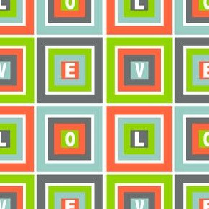 Love Cubes Melon
