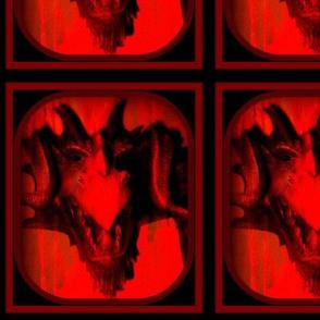 Dark Dragon Haunted Mansion