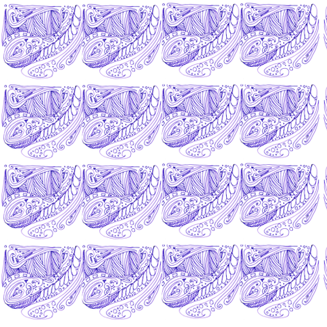 whaletalefabric fabric by akua on Spoonflower - custom fabric