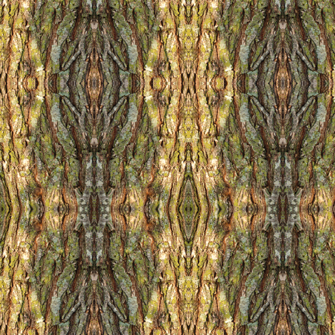 Majestic Oak - natural fabric by materialsgirl on Spoonflower - custom fabric